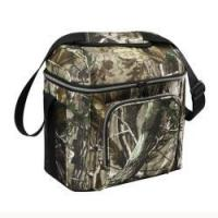 China Camo Cooler With Hard Liner wholesale