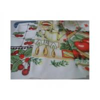 China Microfiber printed kitchen towel wholesale