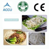 China Automatic noodle extruder machine on sale