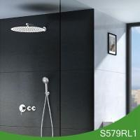 China Yazi bathroom accessories Hot and cold shower set S579RL1 wholesale