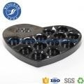Quality Heart Shapes Tray For Chocolate Cake Box Packaging for sale