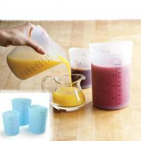 Quality 100% Silicone Measuring Cup for sale