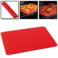 Quality Pyramid Pan Silicone Cooking Mat for sale