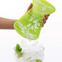 Buy cheap Silicone Crushed Ice Cube Tray from wholesalers