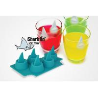 Buy cheap Silicone Shark Fin Ice Cube Trays from wholesalers