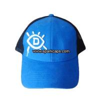 China China cap factory wholesale 3D embroidered trucker hat for corporate gift on sale