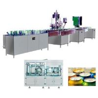China Pop-top Cans Juice Production Line wholesale