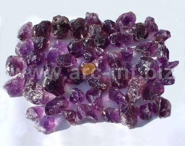 Quality Amethyst Faceted Rough for sale