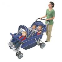 Buy cheap SureStop Folding Commercial Bye-Bye Stroller 6-Passenger from wholesalers