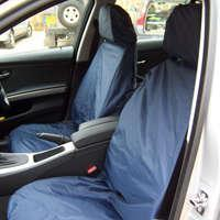 Buy cheap Front Waterproof Car Seat Covers Universal Fit - Grey Single Front Seat Cover from wholesalers