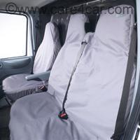 Buy cheap Car Seat Covers Commercial Van Seat Covers Set from wholesalers