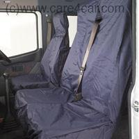 Buy cheap Car Seat Covers Economy Commercial Van Seat Cover Set from wholesalers