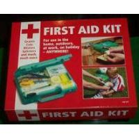 In Car Travel First Aid Kit Home In Car Travel First Aid Kit - Large Travel First Aid Kit