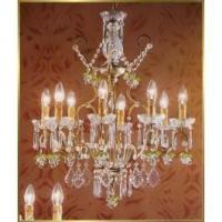 China Versailles Chandeliers dressed with crystals pendants wholesale
