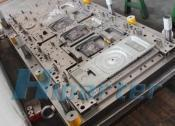 China Microwave Oven U-section Stamping Die wholesale