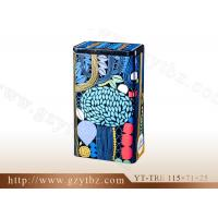 China Tea Canister box Series YT-TRE 115*71*25 wholesale