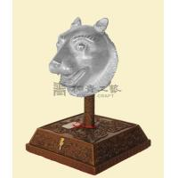 China Silver tiger head wholesale