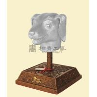 China Silver dog first wholesale