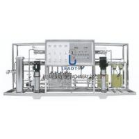 China Water Treatment Equipment Two-stage Purified Water Reverse Osmosis Equipment wholesale