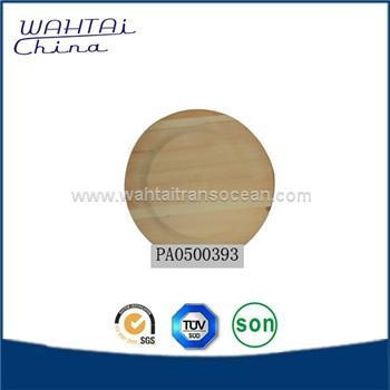 Quality Round wooden tray for sale
