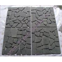 China Absolute Black Granite Crazy Pattern HZB-111 wholesale