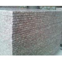 China G687 Pink Granite Peach Red Granite Tread wholesale