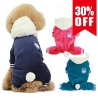 China Hoodie Dog Jumpsuit wholesale