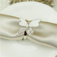 China Metal Napkin Ring / Butterfly Napkin Ring wholesale