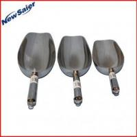 China Stainless steel ice scoop wholesale