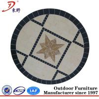 China New design outdoor marble table top wholesale