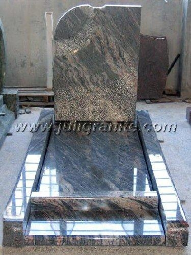 Quality Juparana Tombstone for sale