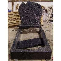 China Blue Pearl Tombstone wholesale