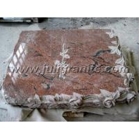 China Multicolor Red Headstone wholesale