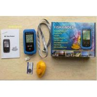 China Fish Detector Wireless Fish Finder With Sonar Sensor wholesale