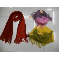Buy cheap Knit scarves JS8452 from wholesalers