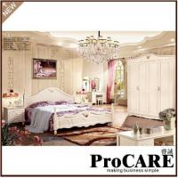 China Wooden Bedroom Furniture Royal Luxury wholesale