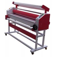 China 63inch 1600MM Low-temp Automatic Electrical Cold Laminator Adjustable Speed BFT-1600LH on sale