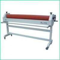 China Manual Cold Roll Laminator with Stand TSS1600 wholesale