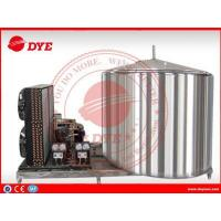 Stainless steel ice water tank
