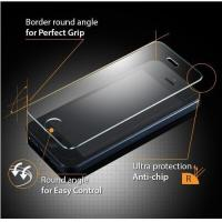 0.33mm/2.5D(arc edge) Apple iPhone4/4STempered Glass Protection screen