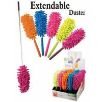 China Telescoping Microfiber Collapsible Duster Extendable Cleaning Duster wholesale