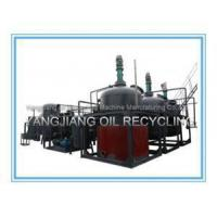 Lube oil blending plant images for Used motor oil recycling equipment