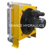 China Explosion-proof Fan Hydraulic oil cooler HDT1680FB on sale