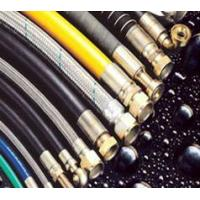 China Wire Braid Hydraulic Rubber Hose wholesale