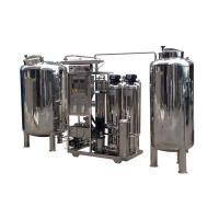 China Reverse osmosis water system 0.5m3hr wholesale