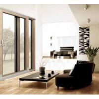 China Product: Wood clad aluminum (aluminum composite wood) fell within the 84 series of lateral door wholesale