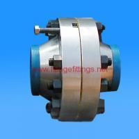 China Stainless Steel Orifice Weld Neck Flange on sale
