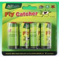 China Green Most Effective Flying Insect Catcher / Insect Sticky Traps , 5cmx2cm wholesale