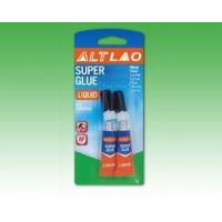 Buy cheap Clear All-Purpose Super Glue For Instant Repair, 2 gram Tube from wholesalers