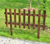 WOODEN FENCE & TELESCOPIC FENCES ALS-3106
